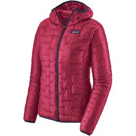 Patagonia Micro Puff Hoodie Damen craft pink